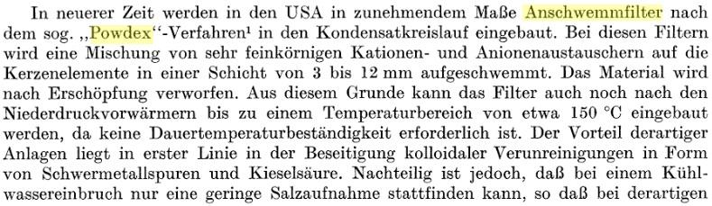 Powdex Verfahren Leibstadt: Jetzt auch noch Probleme mit der Abluft des Turbinenkondensators